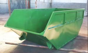Бункер-накопитель — 5 тонн, 8 кубов, открытый/закрытый (продажа, аренда, обслуживание)