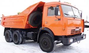 КАМАЗ 55111 — 10 тонн, 12 кубов