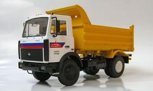 МАЗ 5551 — 10 тонн, 12 кубов