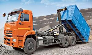 КАМАЗ Мультилифт — 12 тонн, 30 кубов